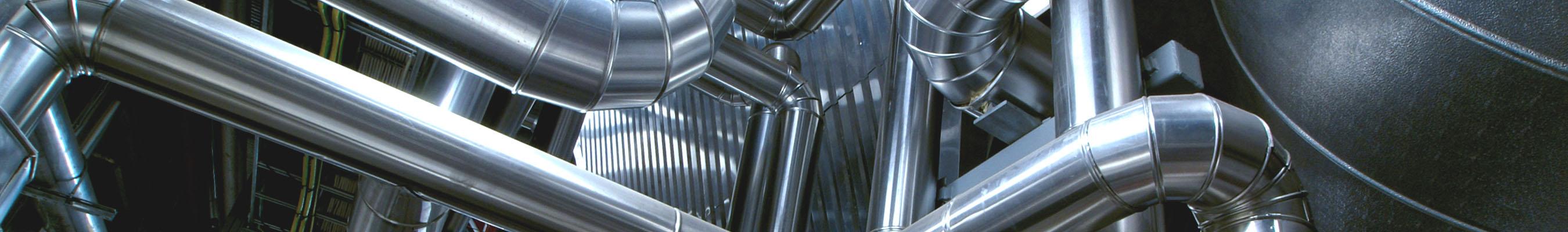 Wärmeschutz für Industrieanalge